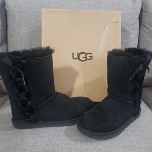 Black girls Ugg K Pala